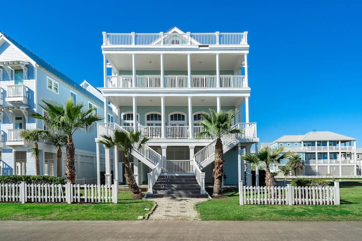 Luxurious Beachside Lookout | Elevator | Sleeps 32
