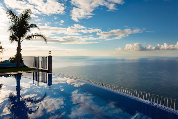 Relaxing Stunning Views of the Sea - Ponta Do Sol - Casa
