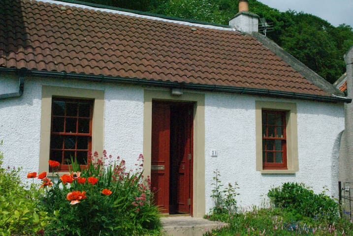 Traditional Fife Coast Cottage - Valleyfield - Huis