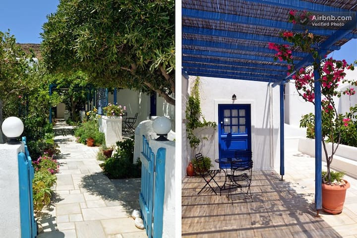 Tinos Greece studio apartment