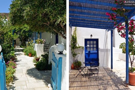 Tinos Greece studio apartment - Tinos - 小平房