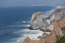 Cabo da Roca - the most western cape in Europe Continent