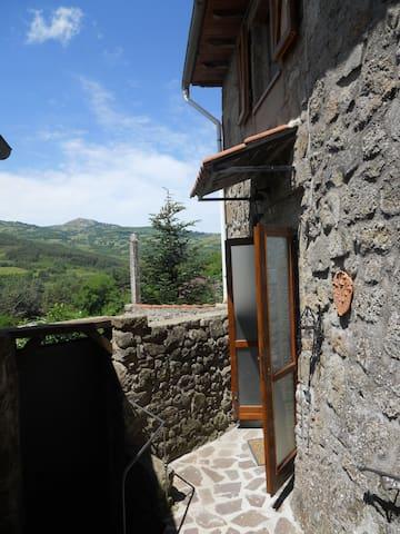 La casetta in Peschiera - Santa Fiora - House