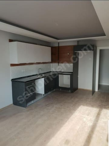 Cosy, Large American Kitchen 2+1 in Central Adana