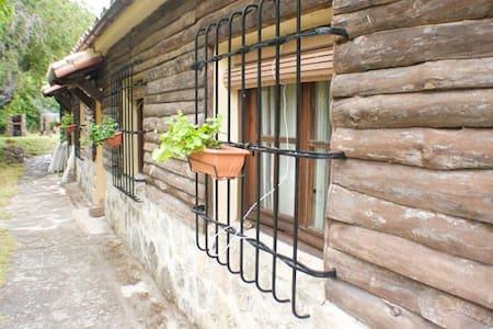 Cosy bungalow Cerezo (2-4 pax) - Arenas de San Pedro