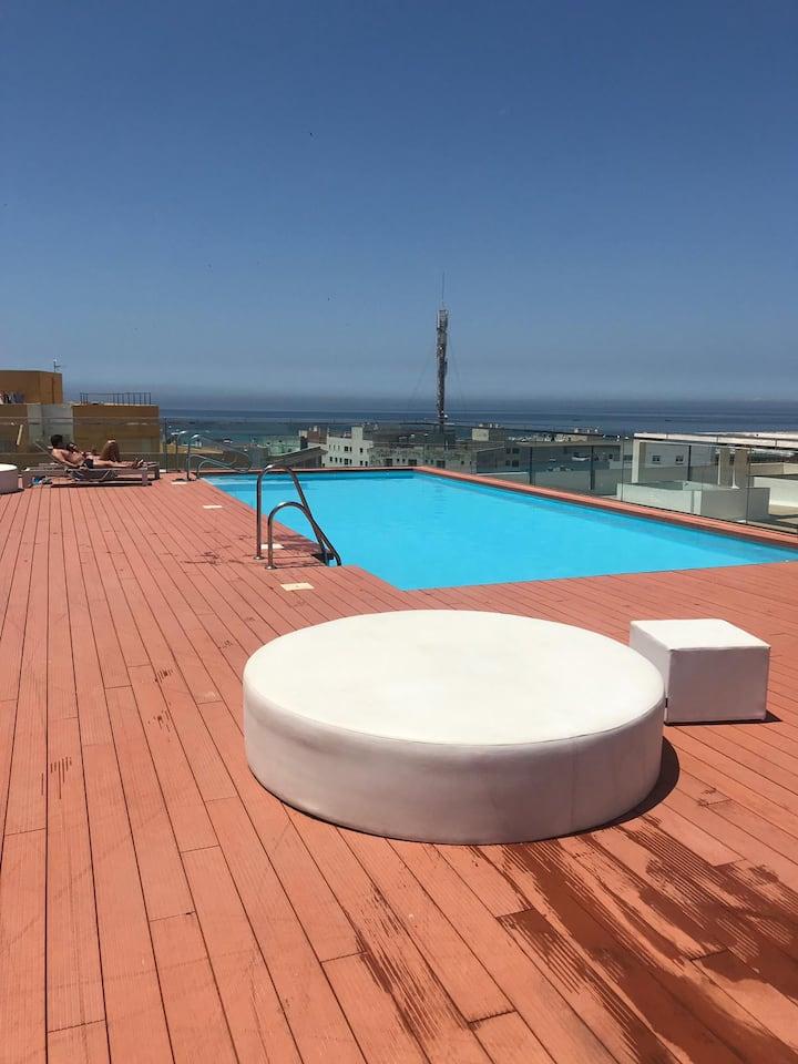 Atico Marcos, wifi  piscina open 01.03.21/31.10.21
