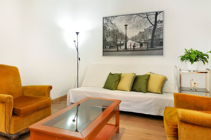 Discreet and lovely apartment - Barcelona - Apartment
