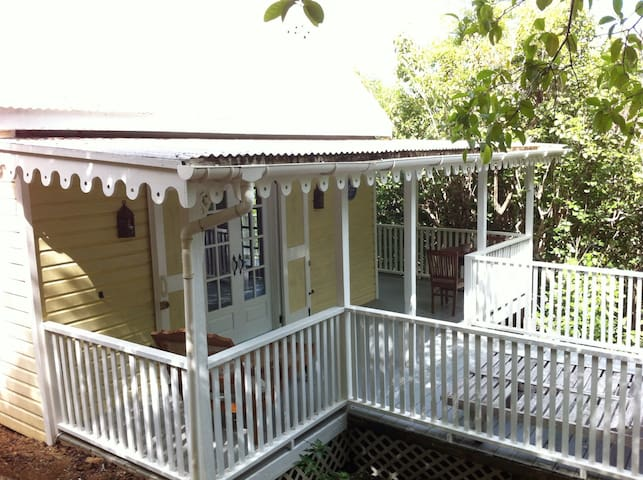 Spice at Galley Bay Cottages - Five Islands Village - Cabana