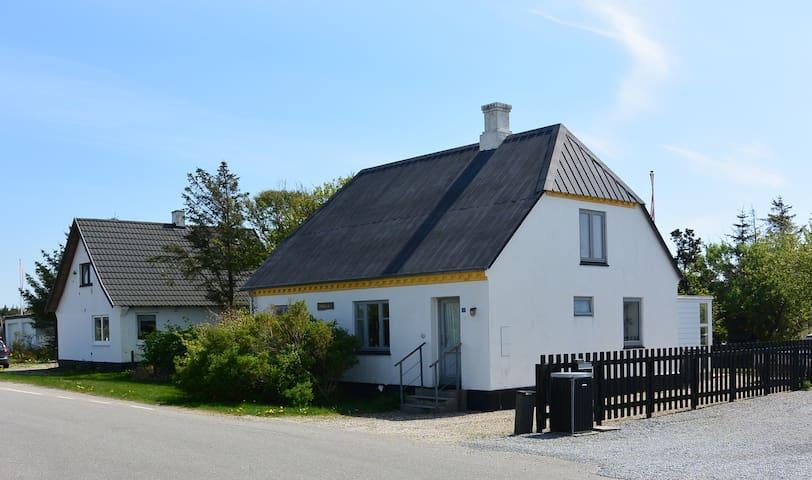 Fiskerhus Stenbjerg NationalparkThy - Stenbjerg - Dům