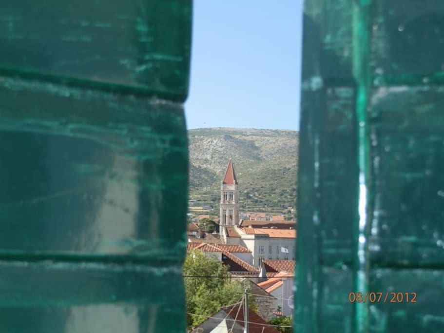 Apartment just 2 min from center of UNESCO town Trogir