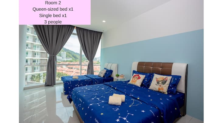 Sweet and Relaxing Homestay Room 2