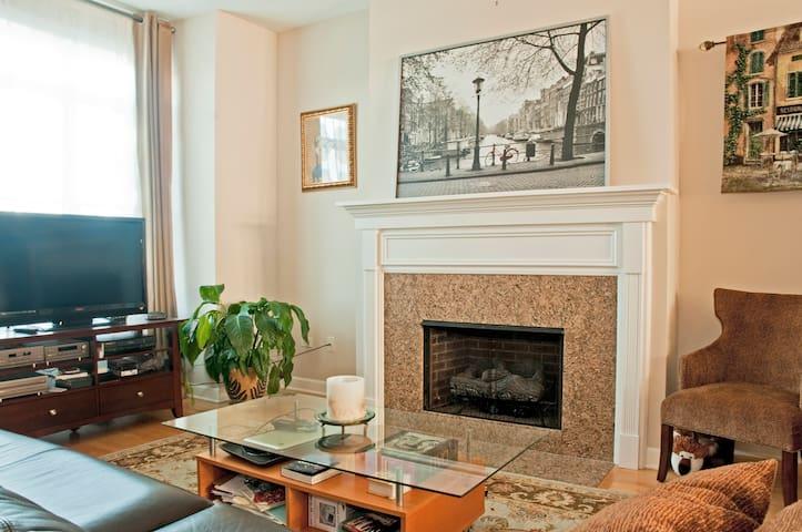 Private Rm nr Lake & McCormick Ctr - Chicago - Rumah