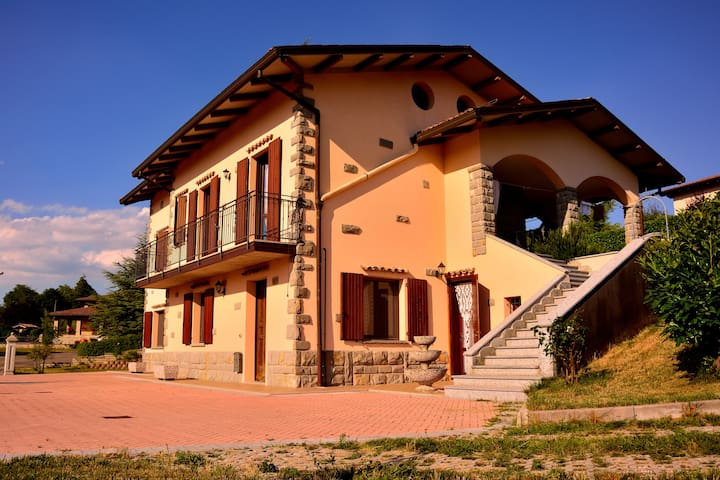 Villa Piras, the perfect escape from the city
