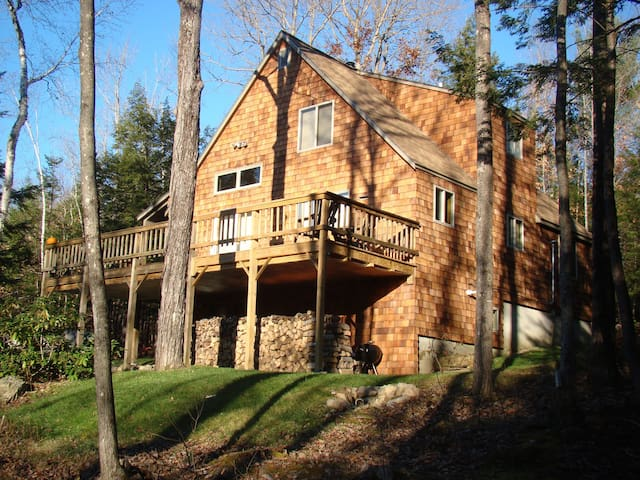 Private Setting near Jackson, NH! - Bartlett - Talo