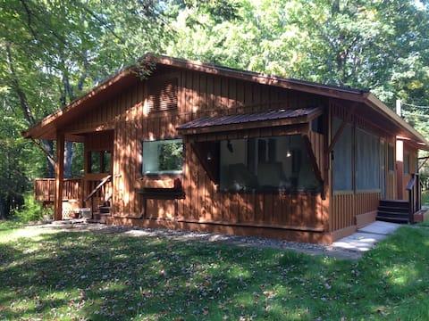 Cozy Copper Range Comfort Cottage