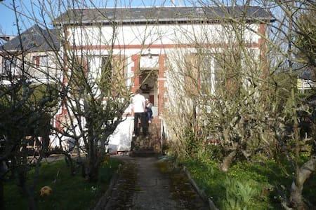 maison bord de mer - Villerville - Haus