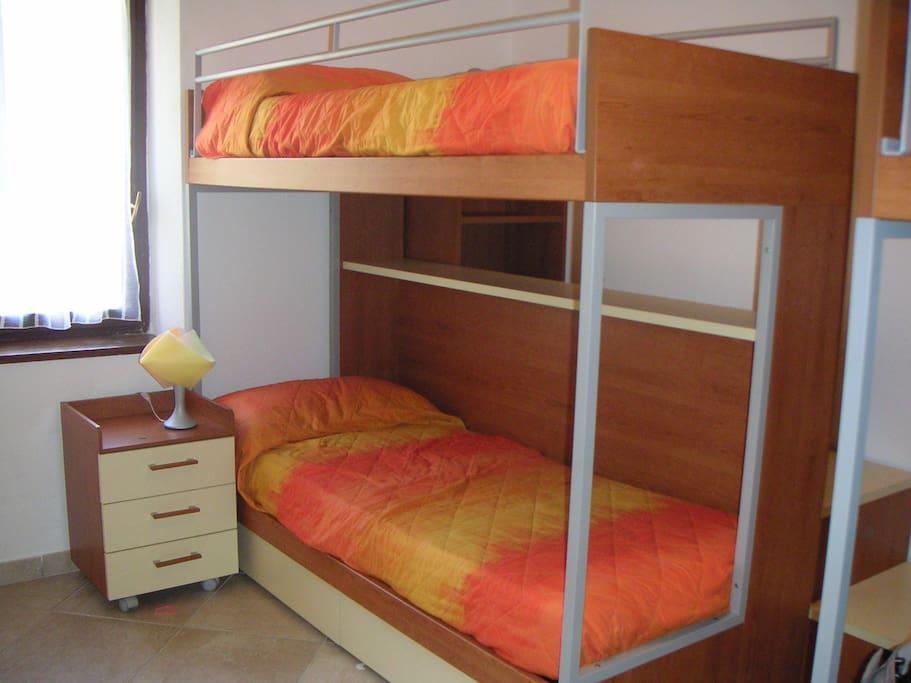 camera ragazzi (4 letti)