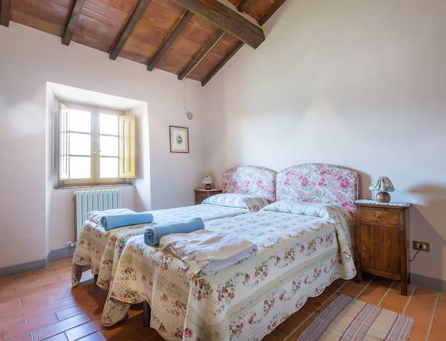 Toscana da sogno: Casa Didde 1 - San Casciano dei Bagni - House