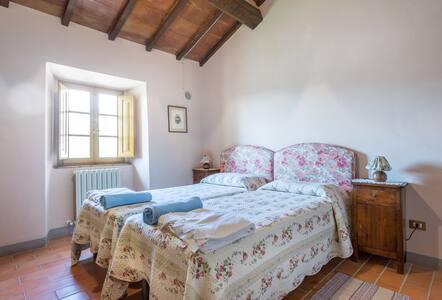 Toscana da sogno: Casa Didde 1 - San Casciano dei Bagni - Maison