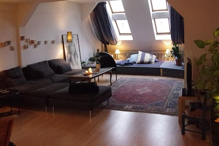 Loft in the city center west - Berlin