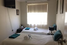 Third room with LCD TV