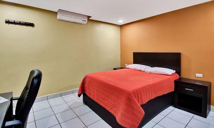 Hotel familiar, céntrico y recién remodelado