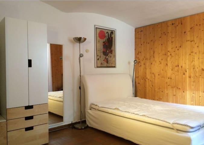 Gemütliches & ruhiges Apartment in der Innenstadt - Bielefeld - Apartament