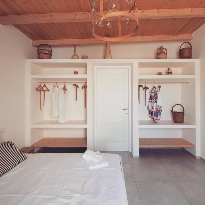 Dimora delle Grazie - Master bedroom