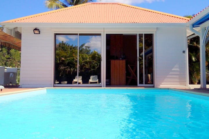 Nature Paradise Cottage with private pool ****