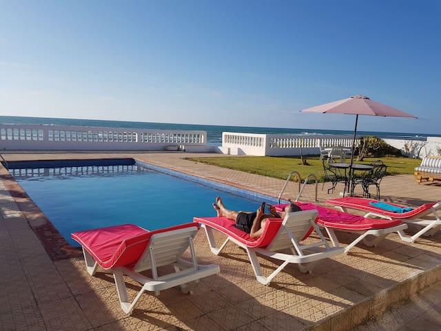 Belle villa en front de mer Skhirat