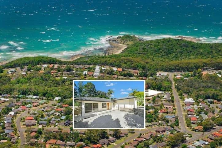 Shelly Beach House