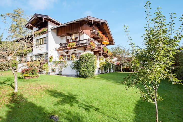 Holiday Apartment Krenn 3 with Balcony, Mountain View & Wi-Fi; Parking Available, Pets Allowed