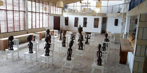 African Art private museum