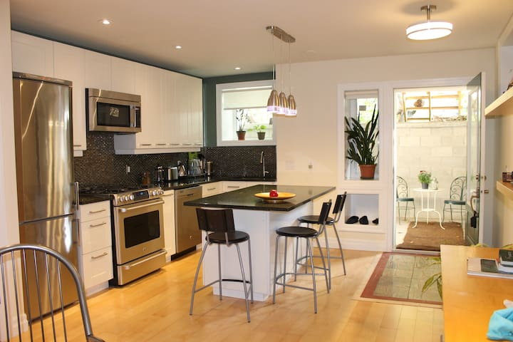 Triller Grove - A One Bedroom Luxury Urban Oasis