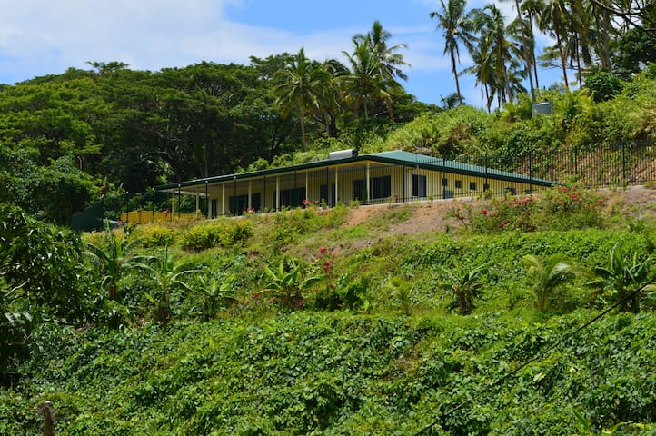 Thakurs Hilltop Retreat Savusavu