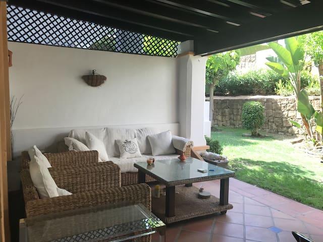 Luxury & Comfortable Townhouse 5 min Puerto Banus