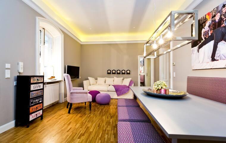 2 bedroom apartment in a Villa in Salzburg - Salzbourg - Appartement en résidence