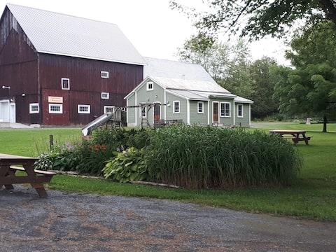 Maisonnette à la campagne/Small country house