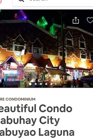 Beautiful Condo at Mabuhay