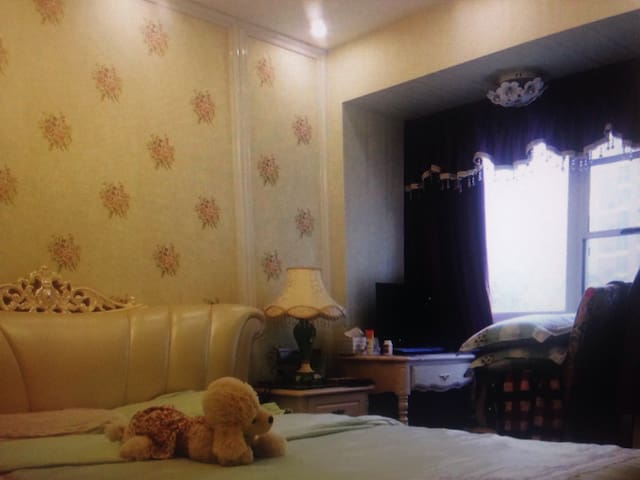 Holiday homes 2 bedrooms - 威根 - Huis