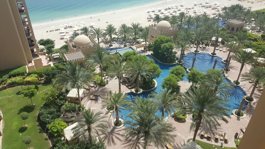 1B Fairmont Golden Mile view - Dubai - Leilighet