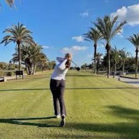 """Golf and sunny holidays in La Manga Club Resort"""