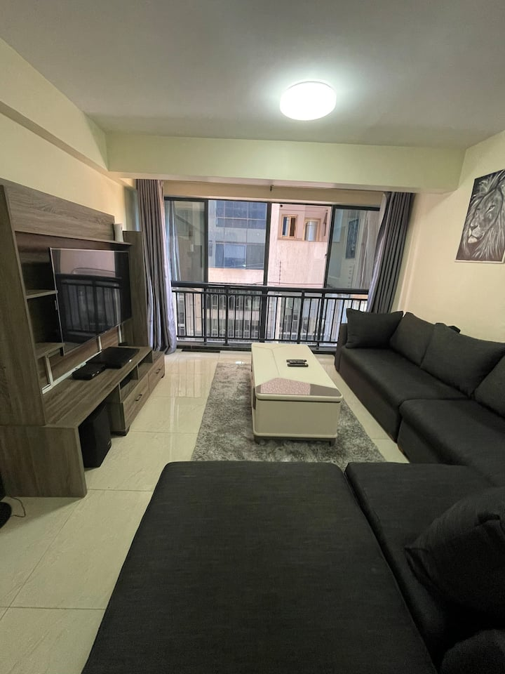 Modern 2bedrm tastefully furnished in Kileleshwa