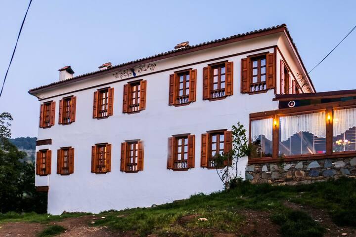 Traditional Villa Suite Overlooking Rural Village