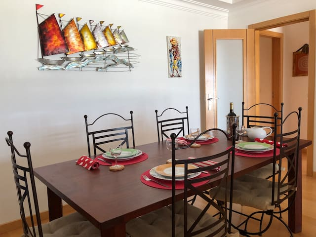 Meal area
