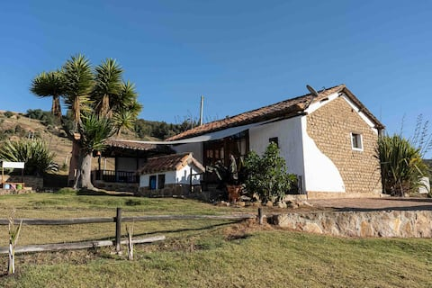 Teletrabalho Casa  Campesina Guadalupe Chivata