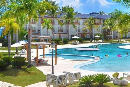 Deluxe Apartament (2) W/Beach and Restaurant - Puerto Plata - Lägenhet