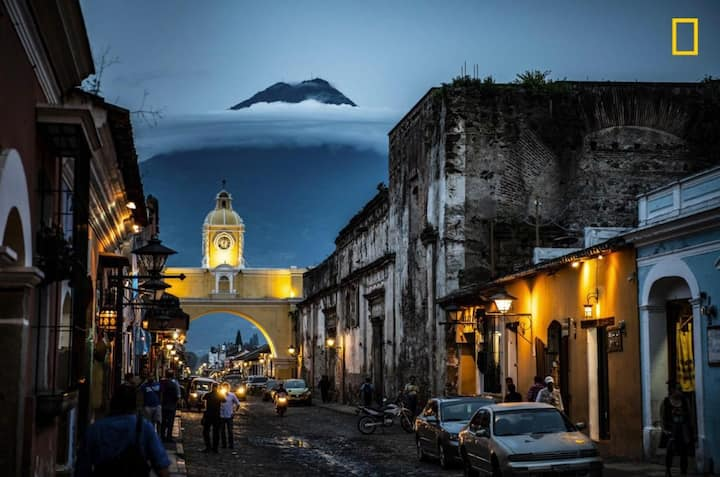 Antigua Guatemala's  serene place for R&R