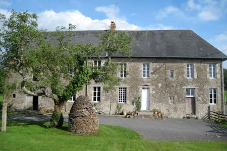 La Grande Yveliniere C17 Normandy Manor House - Savigny - 獨棟