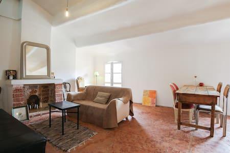 Charmant studio à deux pas du Vieux Port - Marseille - Apartment